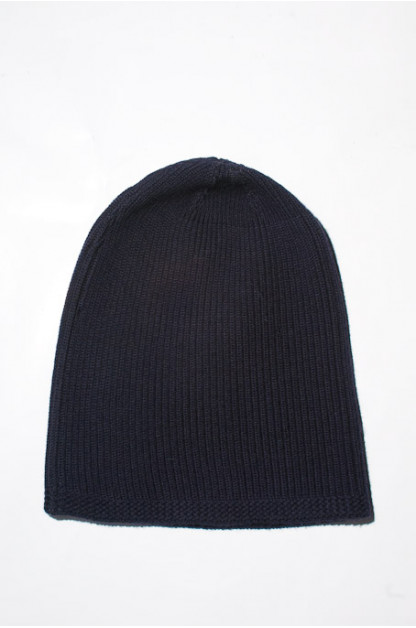 Buzz Rickson Wool Watch Cap - Navy
